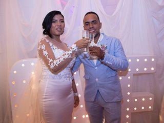 El matrimonio de Eder y Keila