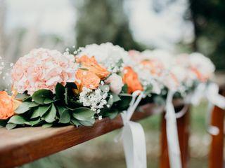 El matrimonio de Eli y Andrés 1
