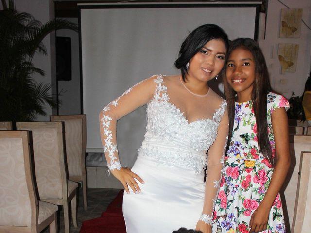 El matrimonio de Keila y Eder en Cartagena, Bolívar 11