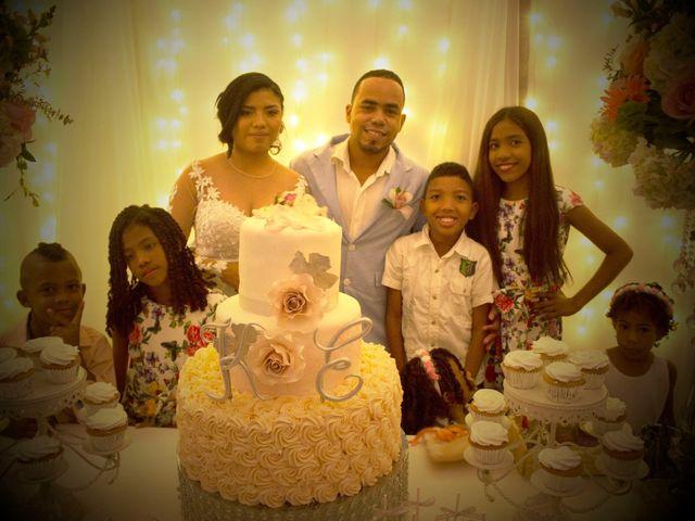 El matrimonio de Keila y Eder en Cartagena, Bolívar 13