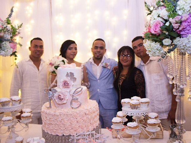 El matrimonio de Keila y Eder en Cartagena, Bolívar 14