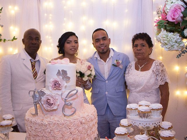 El matrimonio de Keila y Eder en Cartagena, Bolívar 16