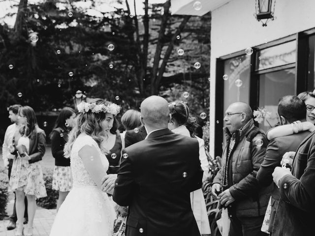 El matrimonio de Andrés y Eli en Bogotá, Bogotá DC 24