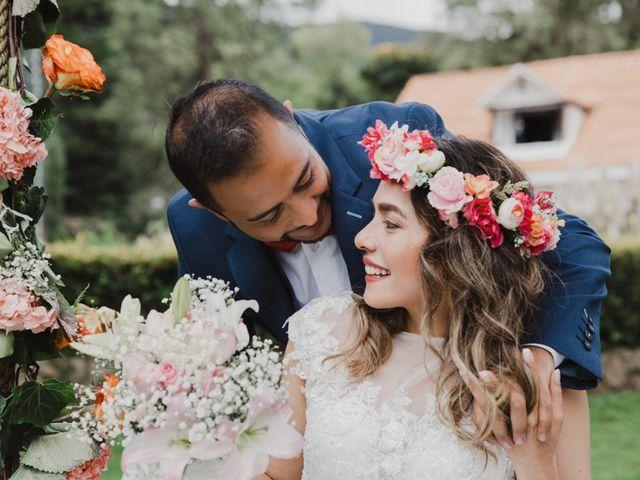El matrimonio de Andrés y Eli en Bogotá, Bogotá DC 26
