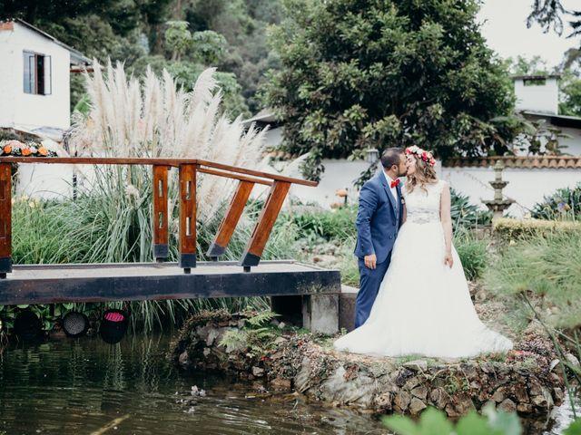 El matrimonio de Andrés y Eli en Bogotá, Bogotá DC 31