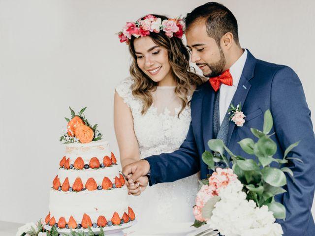 El matrimonio de Andrés y Eli en Bogotá, Bogotá DC 32
