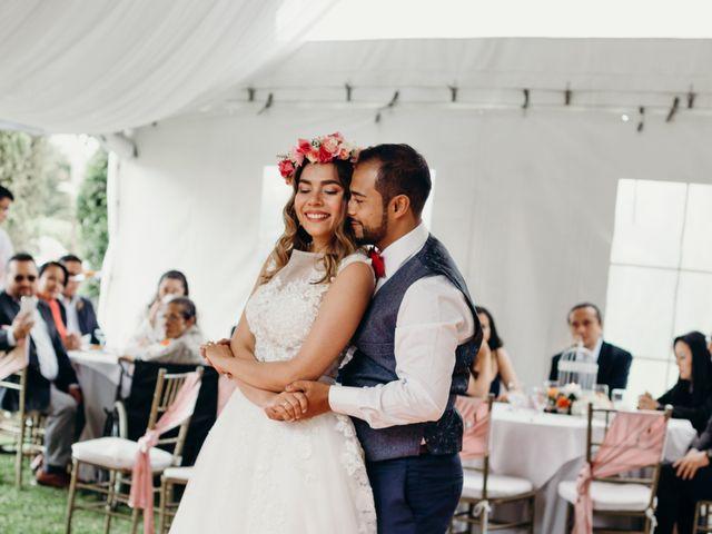 El matrimonio de Andrés y Eli en Bogotá, Bogotá DC 39