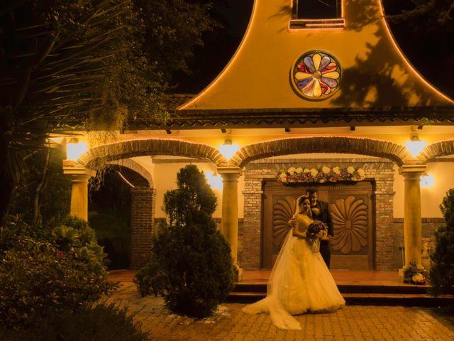 El matrimonio de Paola y Juan