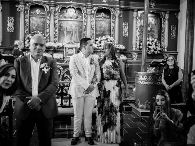 El matrimonio de Mateo y Paula en Rionegro, Antioquia 16