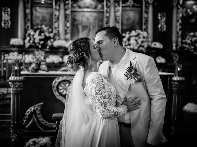 El matrimonio de Mateo y Paula en Rionegro, Antioquia 21