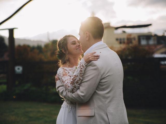 El matrimonio de Paula y Mateo