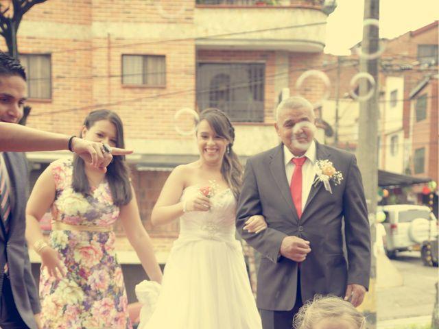 El matrimonio de Marcela  y David  en Bello, Antioquia 4