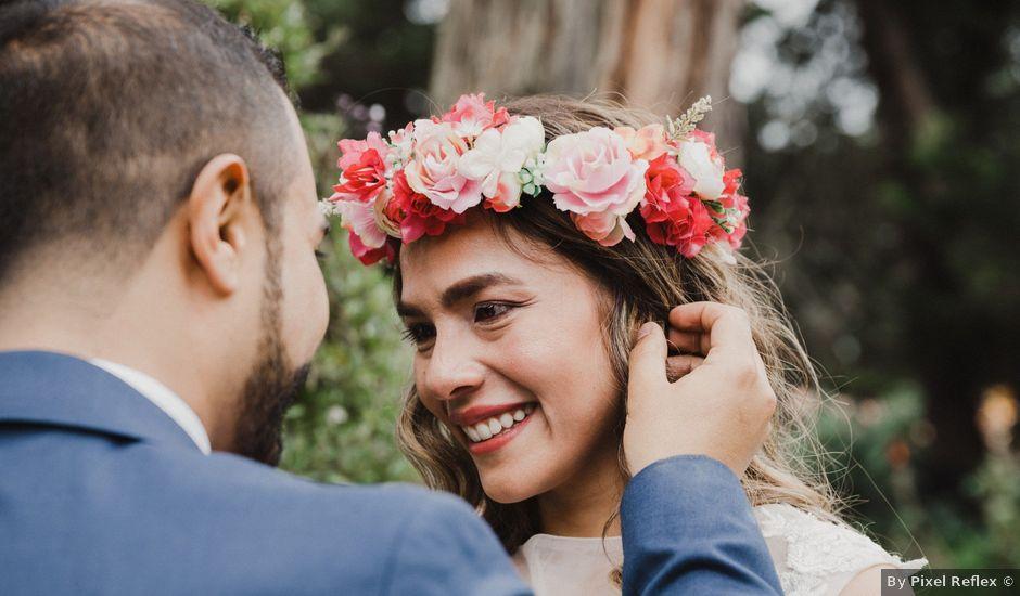 El matrimonio de Andrés y Eli en Bogotá, Bogotá DC