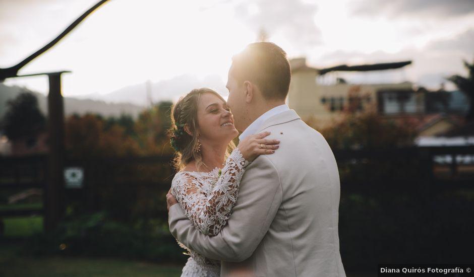 El matrimonio de Mateo y Paula en Rionegro, Antioquia