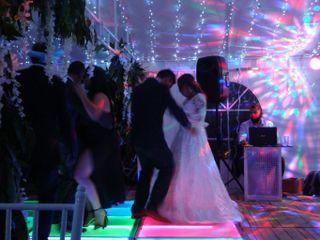 El matrimonio de Paulina y Carlos Andrés 2