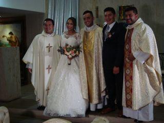 El matrimonio de Paulina y Carlos Andrés 3