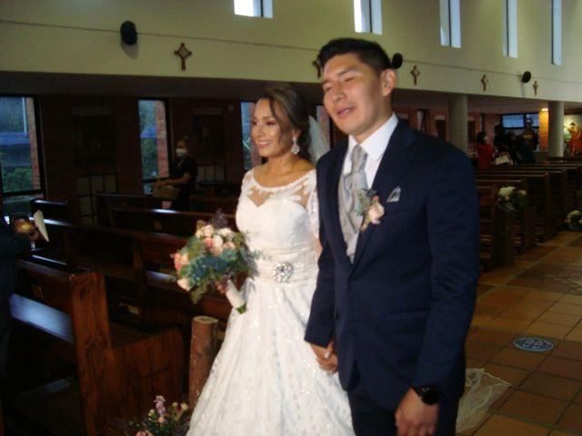 El matrimonio de Paulina y Carlos Andrés