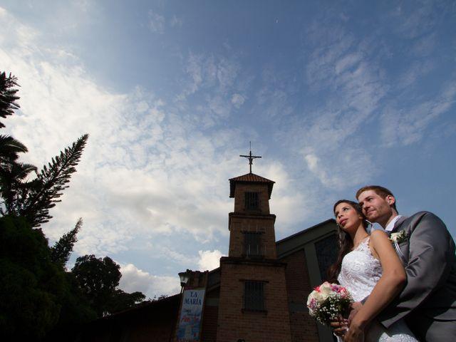 El matrimonio de Benjamin y Ana Cristina en Cali, Valle del Cauca 14