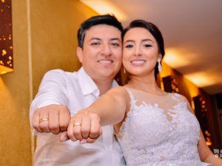 El matrimonio de Laura y Memo