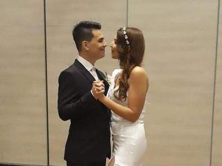 El matrimonio de Andrés  y Alejandra  1