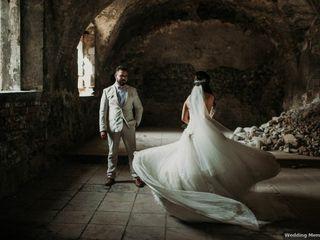El matrimonio de María Andrea y Andrés José 1