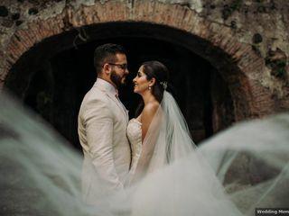 El matrimonio de María Andrea y Andrés José 2