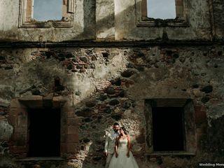El matrimonio de María Andrea y Andrés José 3