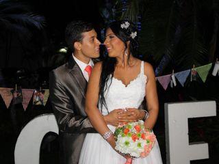 El matrimonio de Beatriz y Jorge