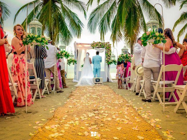El matrimonio de Memo y Laura en Santa Marta, Magdalena 2