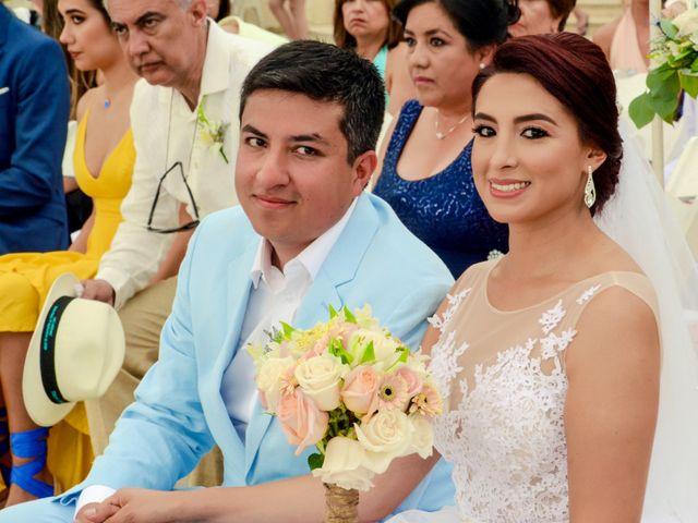 El matrimonio de Memo y Laura en Santa Marta, Magdalena 7