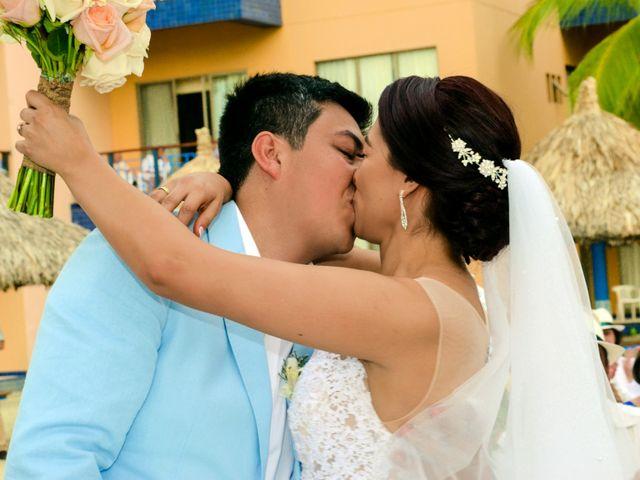 El matrimonio de Memo y Laura en Santa Marta, Magdalena 8