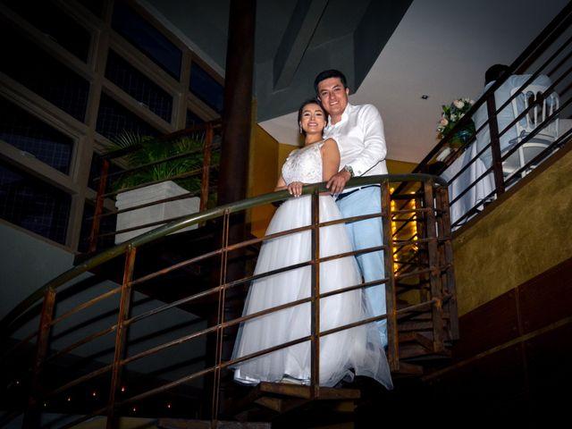 El matrimonio de Memo y Laura en Santa Marta, Magdalena 11