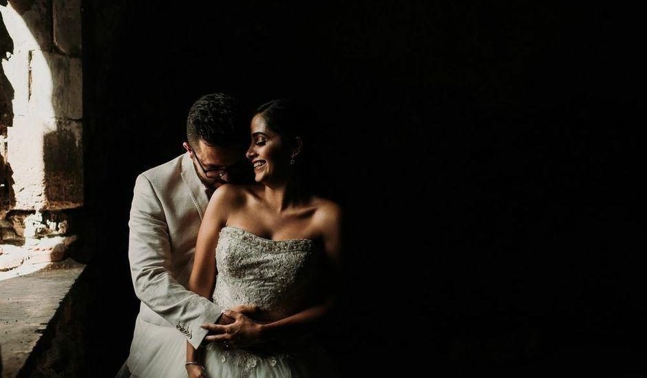 El matrimonio de Andrés José y María Andrea en Montería, Córdoba
