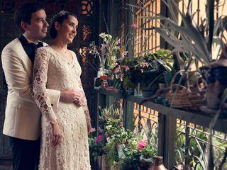 El matrimonio de Amalia y Jaime