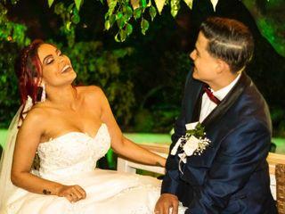 El matrimonio de Sandra  y Santiago  3