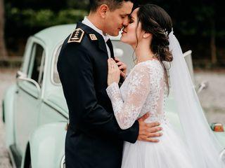 El matrimonio de Paula y Andres