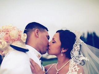 El matrimonio de Laurie y Andrés  2