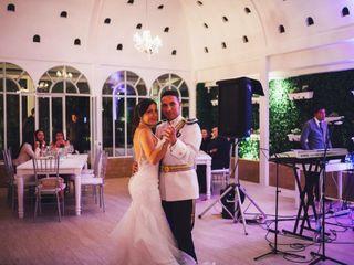 El matrimonio de Laurie y Andrés