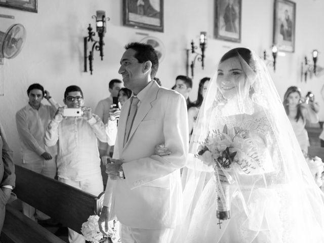 El matrimonio de Jorge y Camila en Cartagena, Bolívar 11