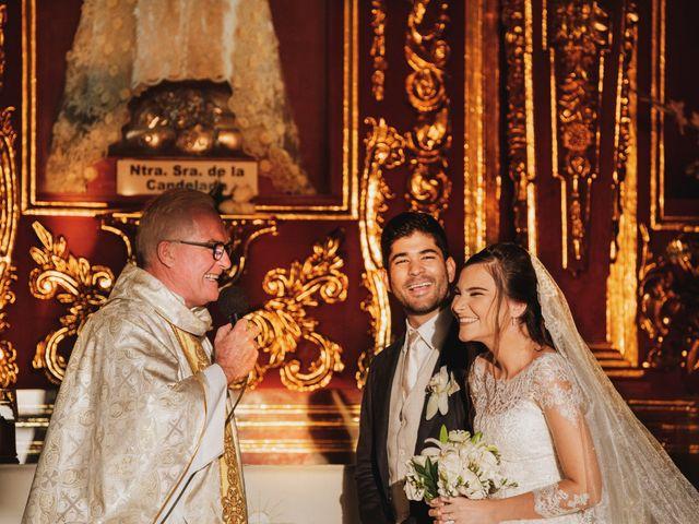 El matrimonio de Jorge y Camila en Cartagena, Bolívar 16