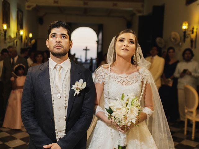 El matrimonio de Jorge y Camila en Cartagena, Bolívar 25