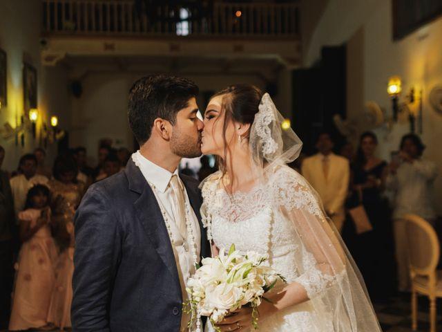 El matrimonio de Jorge y Camila en Cartagena, Bolívar 26