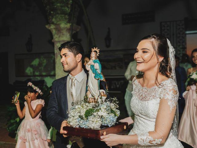 El matrimonio de Jorge y Camila en Cartagena, Bolívar 34
