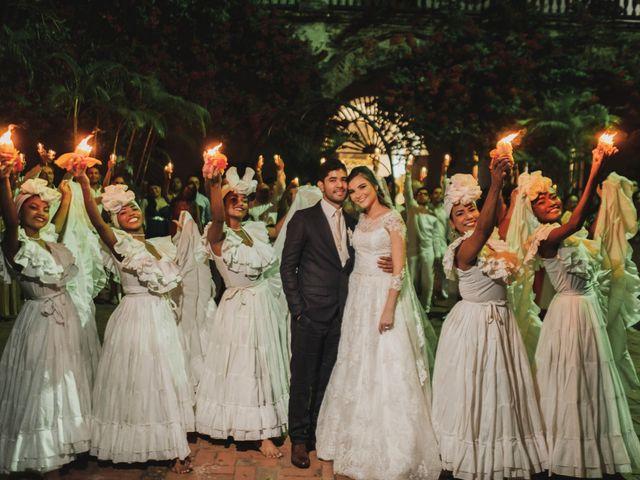 El matrimonio de Jorge y Camila en Cartagena, Bolívar 36