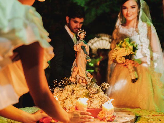 El matrimonio de Jorge y Camila en Cartagena, Bolívar 37