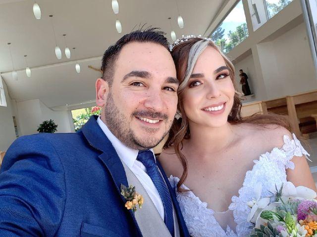 El matrimonio de Manuela y Sebastián