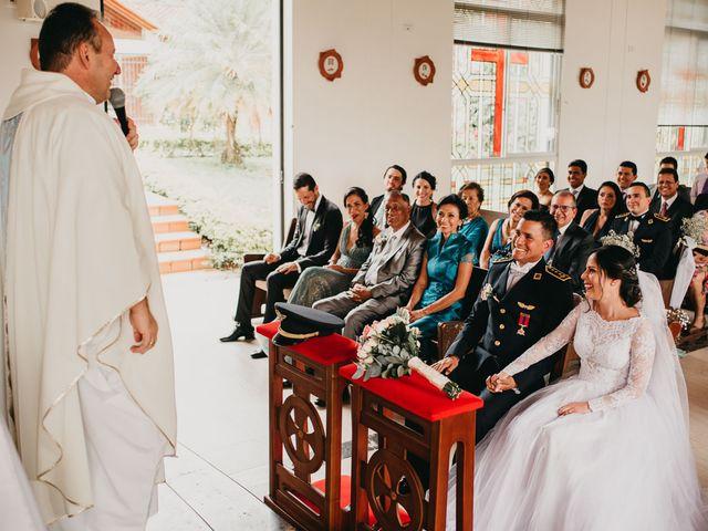 El matrimonio de Andres y Paula en Piedecuesta, Santander 15