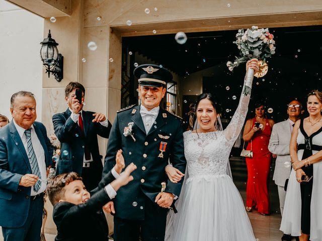 El matrimonio de Andres y Paula en Piedecuesta, Santander 16