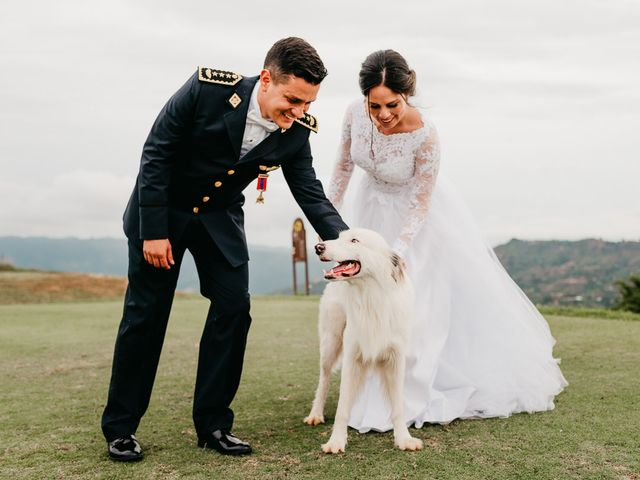 El matrimonio de Andres y Paula en Piedecuesta, Santander 27