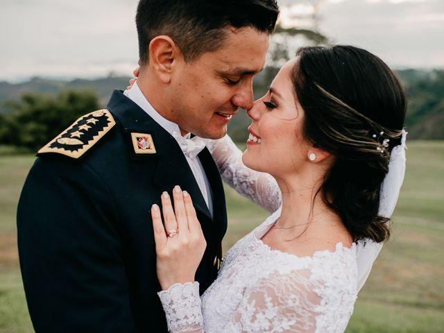El matrimonio de Andres y Paula en Piedecuesta, Santander 28